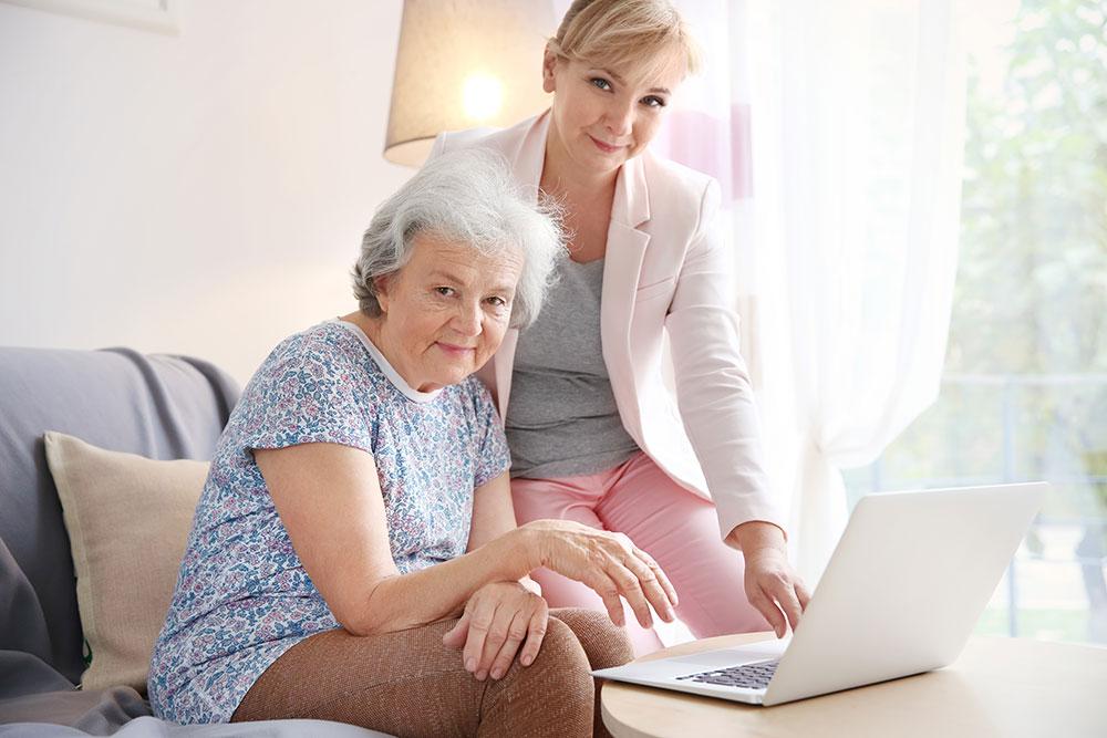service a domicile - obseques - prevoyance